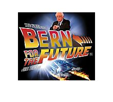 Bern For The Future Photographic Print