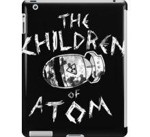 Child Of the Bomb iPad Case/Skin