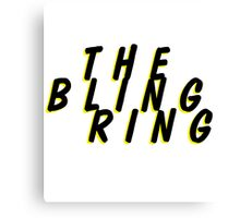 THE BLING RING Canvas Print