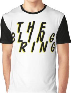 THE BLING RING Graphic T-Shirt
