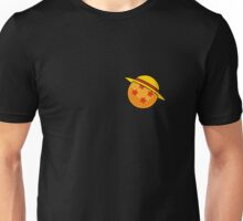 One Piece Featuring Dragon Ball Z  Unisex T-Shirt