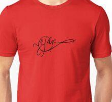 Cesare Borgia's Signature Unisex T-Shirt