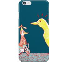 Ducks in a Row iPhone Case/Skin