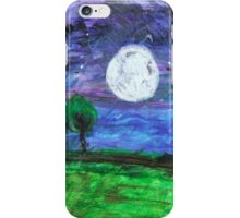 Eric Carle inspired painting iPhone Case/Skin