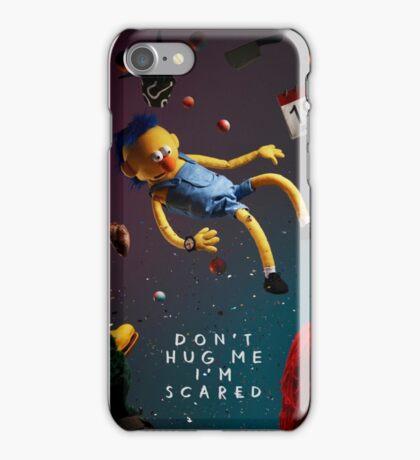Don't Hug Me I'm Scared iPhone Case/Skin