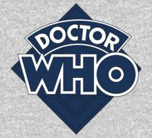 Dr who logo 1973-1980 by Mugbook
