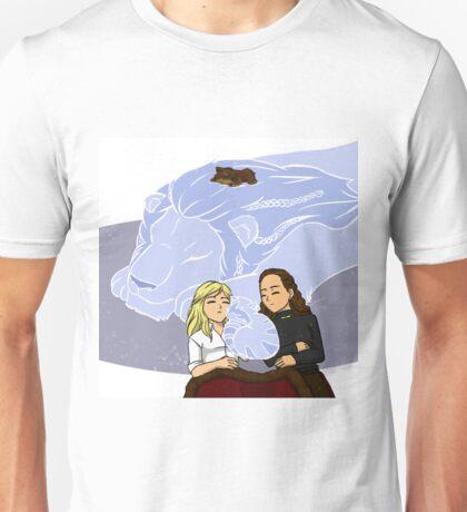 One Big Napping Family Unisex T-Shirt