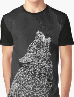Midnight Wolfie Graphic T-Shirt