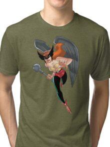 Hawkgirl Tri-blend T-Shirt