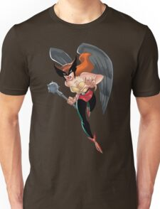 Hawkgirl Unisex T-Shirt