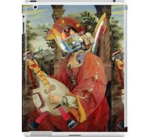 Lute Playing Mechanical Bird.  iPad Case/Skin