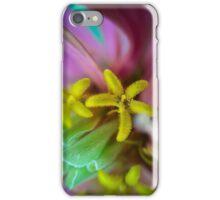 Stamen Star iPhone Case/Skin