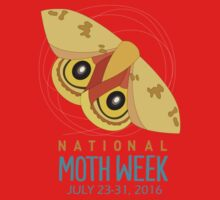 National Moth Week, 2016  One Piece - Long Sleeve