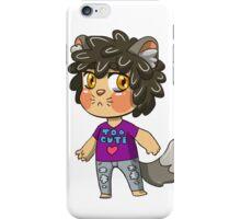 Cat Boy iPhone Case/Skin