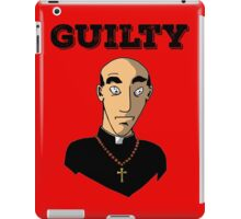 Guilty Priest iPad Case/Skin