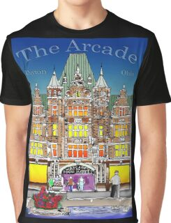 The Arcade in Color Graphic T-Shirt