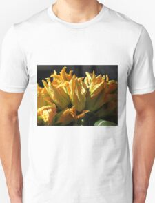 Zucchini flowers Tasmania T-Shirt