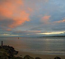 Ballard Down from Sandbanks by RedHillDigital
