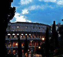 Colosseo by tegallagher