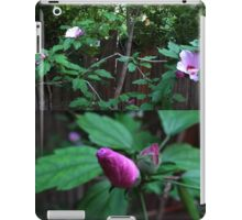 Floral Diptych iPad Case/Skin