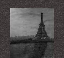 Eiffel Painting Unisex T-Shirt