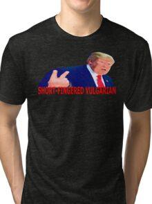 Short Fingered Vulgarian Tri-blend T-Shirt