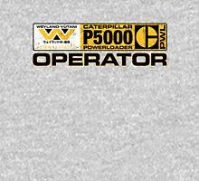 Powerloader Operator Unisex T-Shirt
