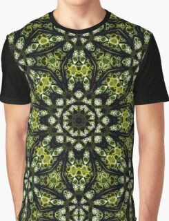 The Tangled Green Graphic T-Shirt