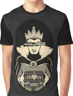 God Save The Evil Queen Graphic T-Shirt