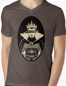 God Save The Evil Queen Mens V-Neck T-Shirt