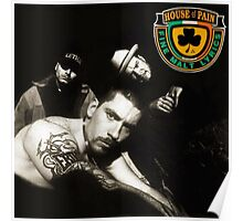 House of pain Poster