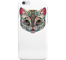 Zorro the Cat iPhone Case/Skin