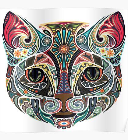 Zorro the Cat Poster