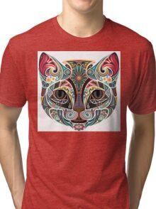 Zorro the Cat Tri-blend T-Shirt