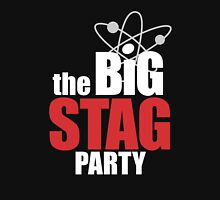 the Big Stag Party - white Unisex T-Shirt