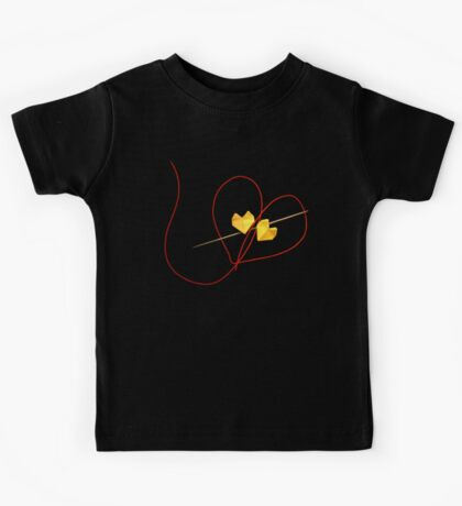 Red String of Fate Kids Tee