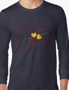 Red String of Fate Long Sleeve T-Shirt