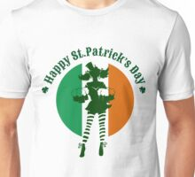 Saint Patricks Day Party Design Unisex T-Shirt