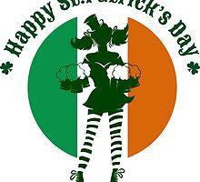 Saint Patricks Day Party Design by devaleta