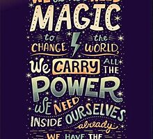 JK Rowling quotes by bellchele