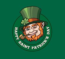 Saintt Patricks Day Badge Unisex T-Shirt