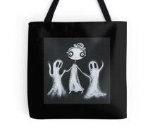 Walking the Ghosts Tote Bag
