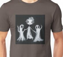 Walking the Ghosts Unisex T-Shirt