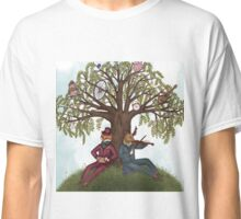 Musical Friends - A Hilltop Gathering Classic T-Shirt