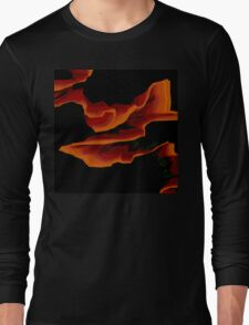 watching as the universe unravels Long Sleeve T-Shirt