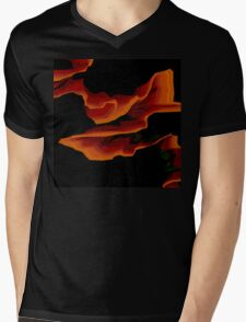 watching as the universe unravels Mens V-Neck T-Shirt