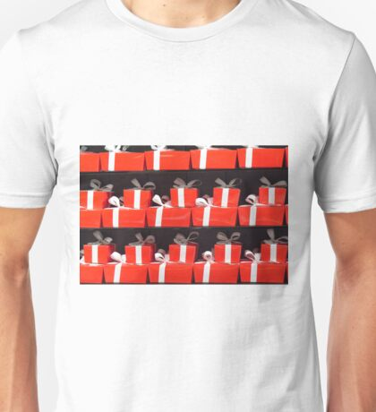 Boxes of delights Unisex T-Shirt