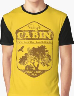 Roy's Cabin #2 Graphic T-Shirt