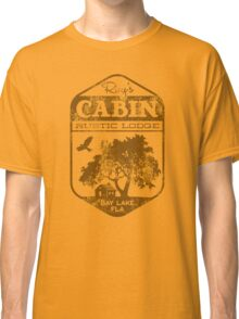 Roy's Cabin #2 Classic T-Shirt