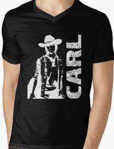 The Walking Dead - Carl Grimes Mens V-Neck T-Shirt
